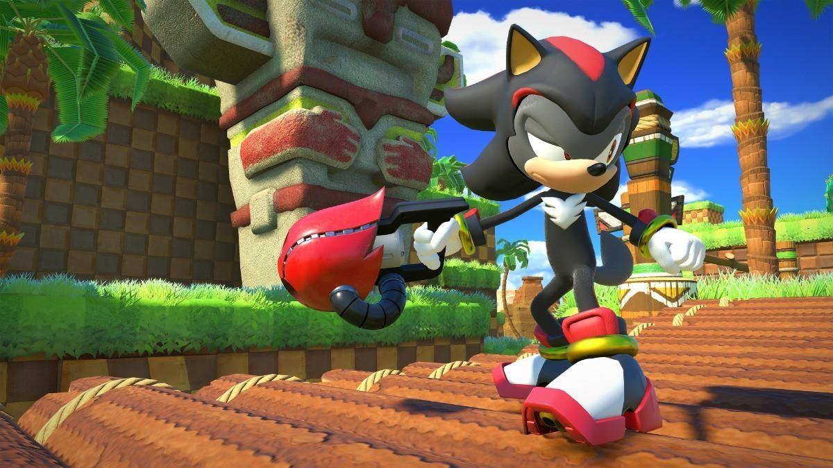 Jogo PS4 Sonic Forces