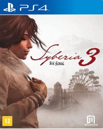 Jogo PS4 Syberia 3