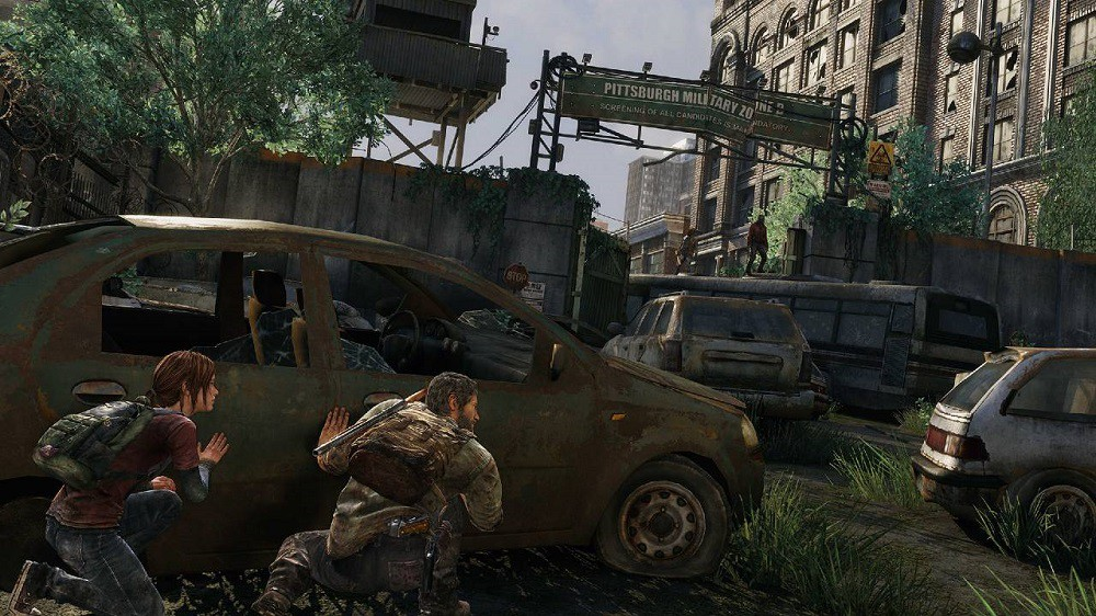 Jogo PS4 The Last Of Us HITS
