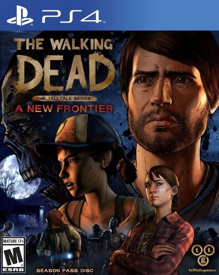 Jogo PS4 The Walking Dead: A New Frontier