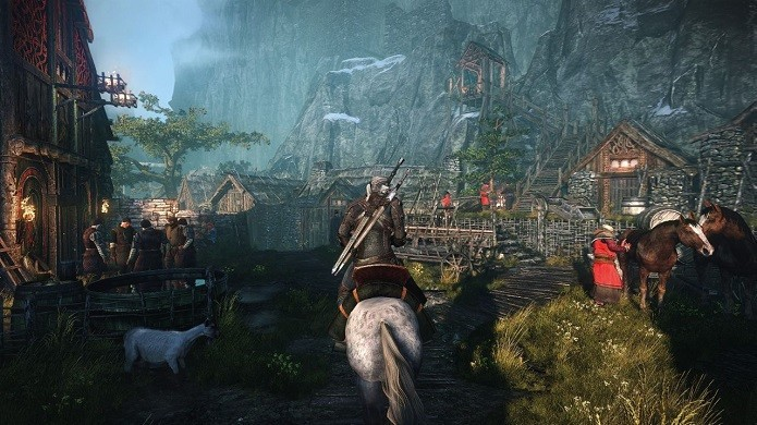 Jogo PS4 The Witcher 3: Wild Hunt