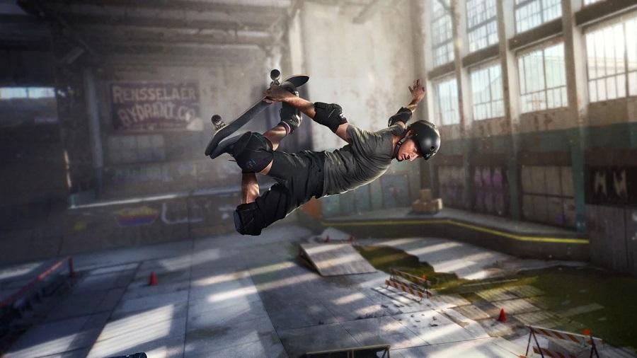 Jogo PS4 Tony Hawk´s Pro Skater 1 + 2