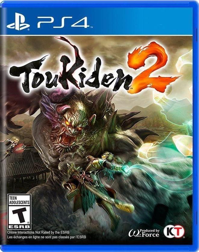 Jogo PS4 Toukiden 2