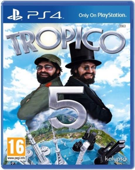 Jogo PS4 Tropico 5
