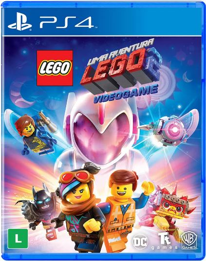 Jogo PS4 Uma Aventura Lego 2