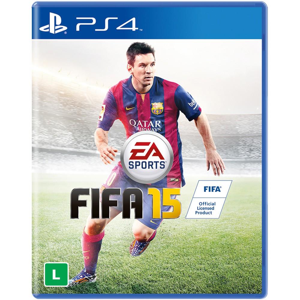 Jogo PS4 Usado Fifa 15