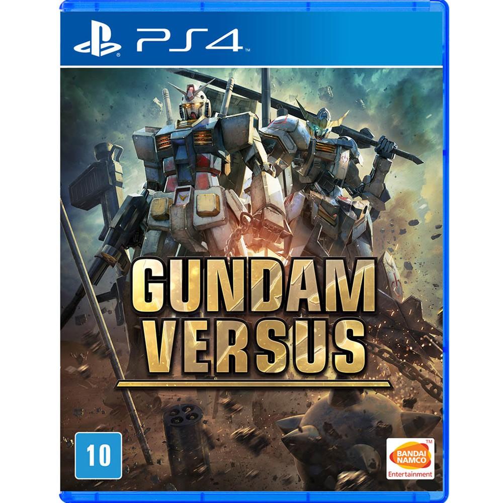 Jogo PS4 Usado Gundam Versus Japones