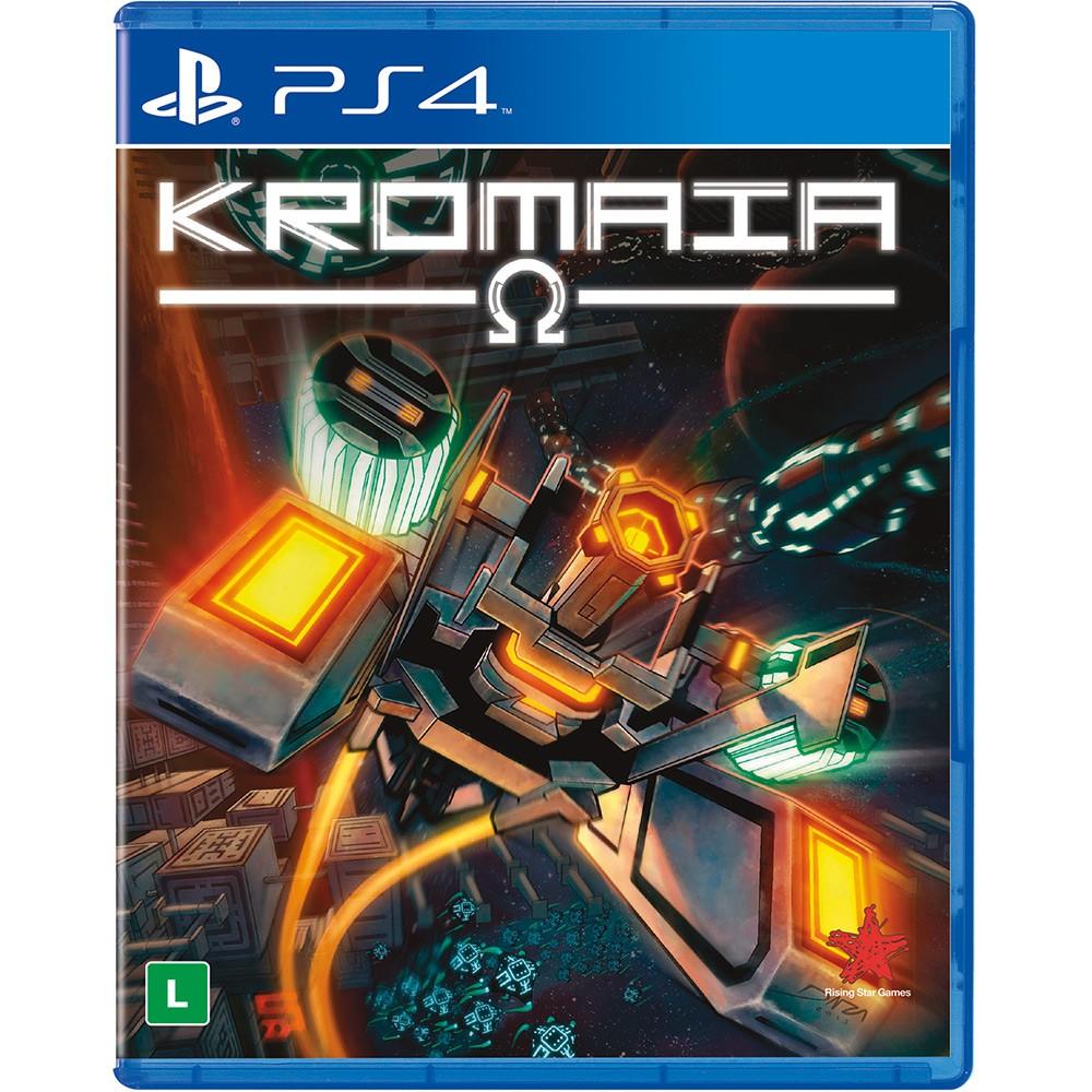 Jogo PS4 Usado Kromaia Omega