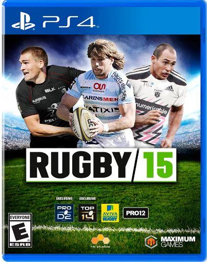 Jogo PS4 Usado Rugby 15 Ing Cpi Imp Lat
