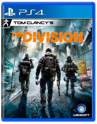 Jogo PS4 Usado Tom Clancys The Division