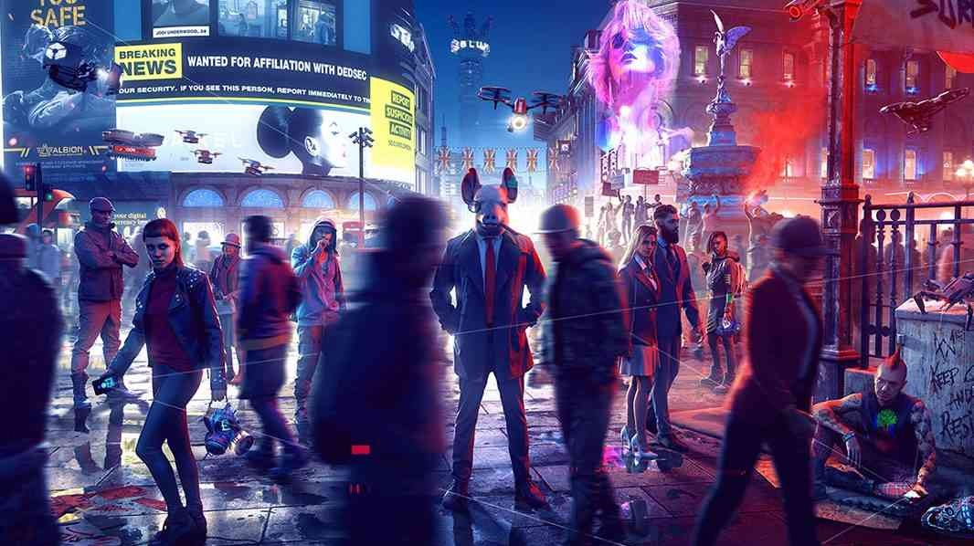Jogo PS4 Watch Dogs Legion