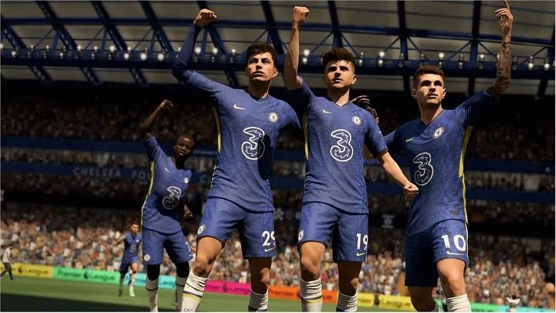 Jogo PS5 FIFA 2022