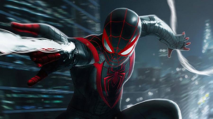 Jogo PS5 Marvel´s Spiderman Miles Morales
