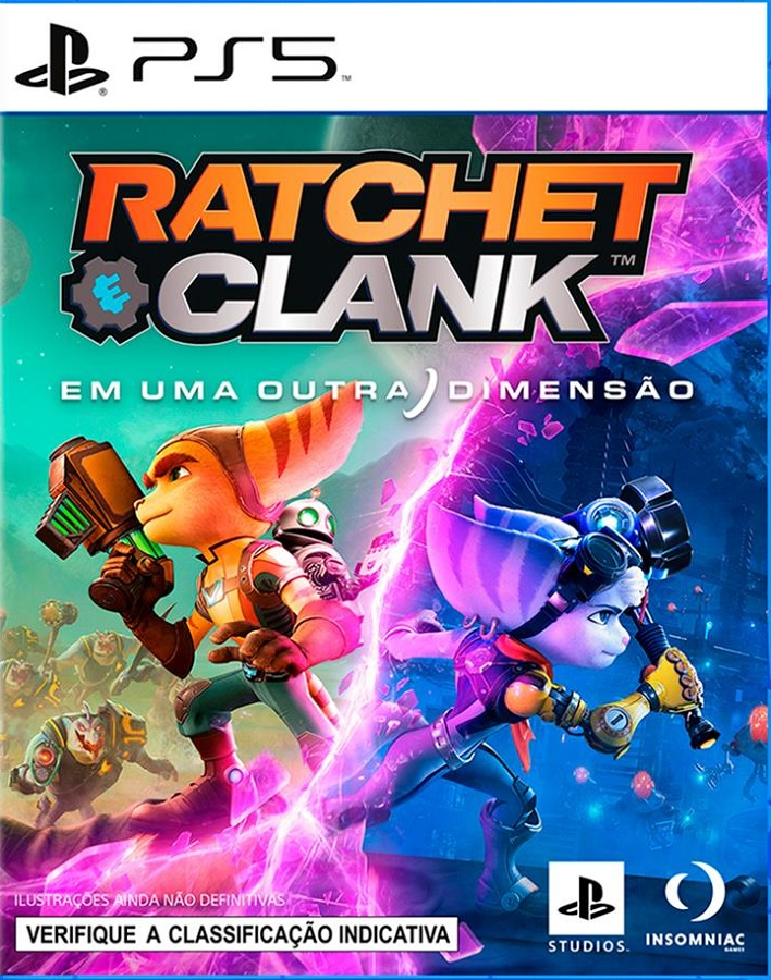 Jogo PS5 Ratchet and Clank
