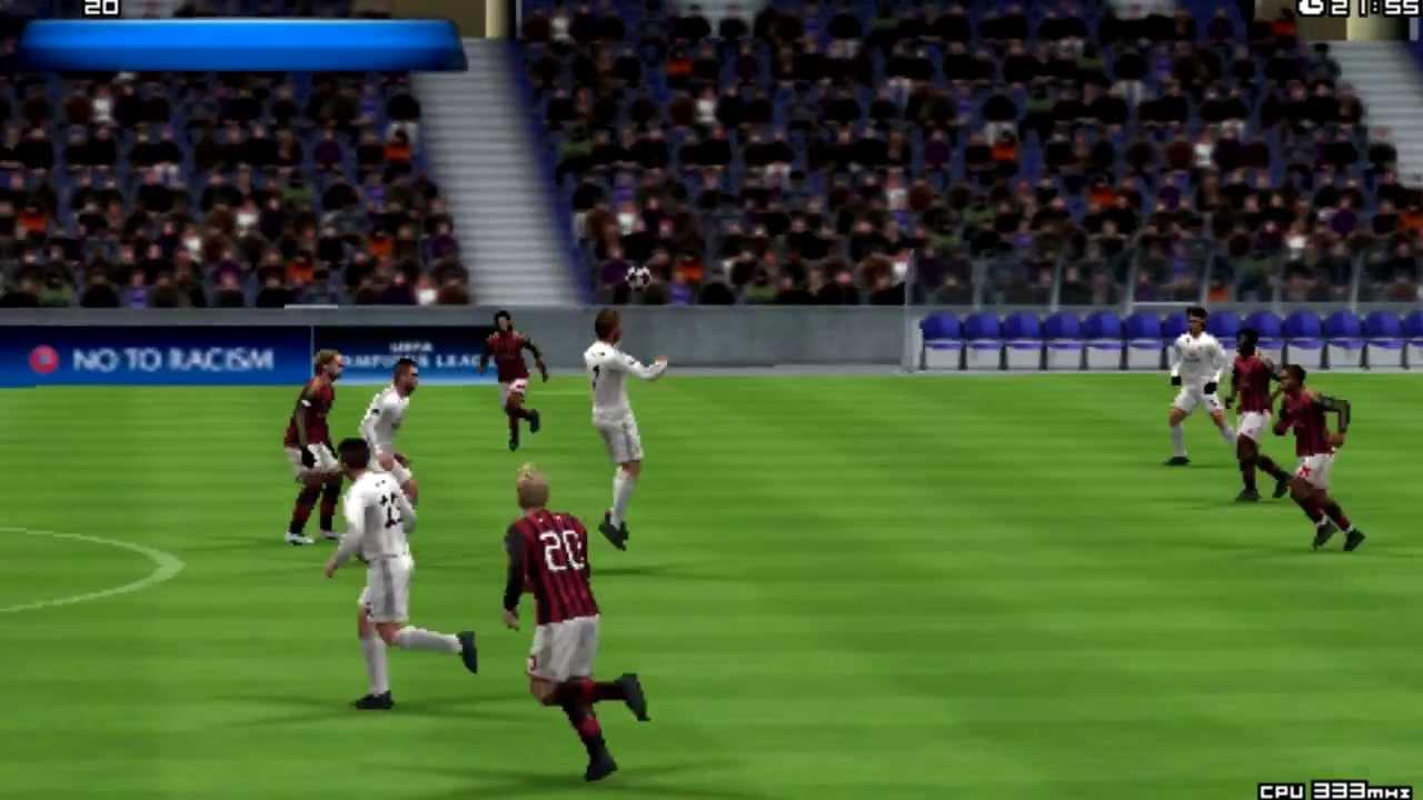 Jogo PSP Pro Evolution Soccer 2014