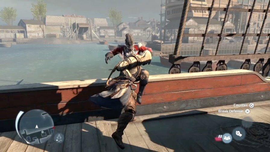 Jogo Wii U Assassin's Creed III
