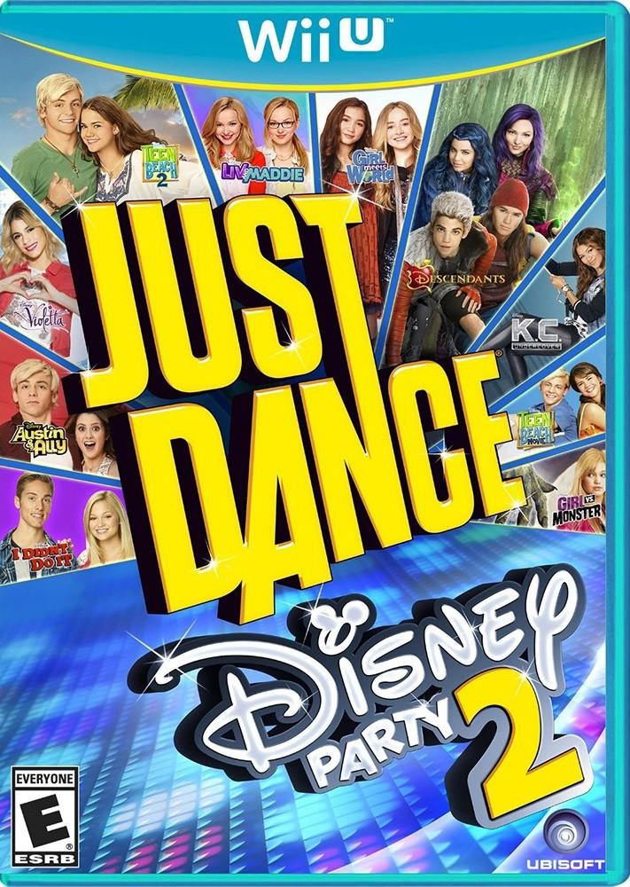 Jogo WII U Just Dance Disney Party 2