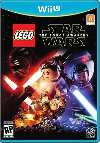 Jogo Wii U Lego Star Wars: The Force Awakens