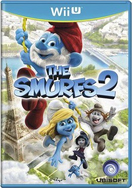 Jogo Wii U Usado The Smurfs 2