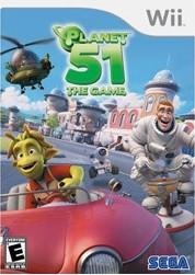 Jogo Wii Usado Planet 51