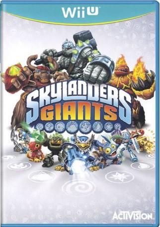 Jogo WII Usado Skylanders  Giants