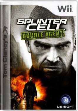 Jogo Wii Usado Tom Clancy's: Splinter Cel