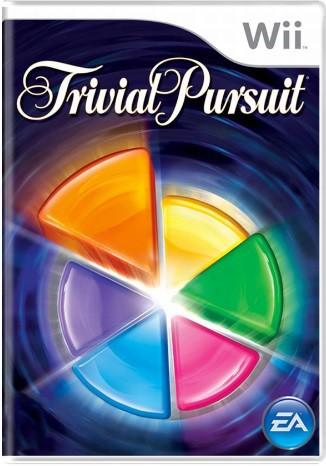 Jogo WIii Trivial Pursuit