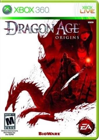 Jogo XBOX 360 Dragon Age Origins