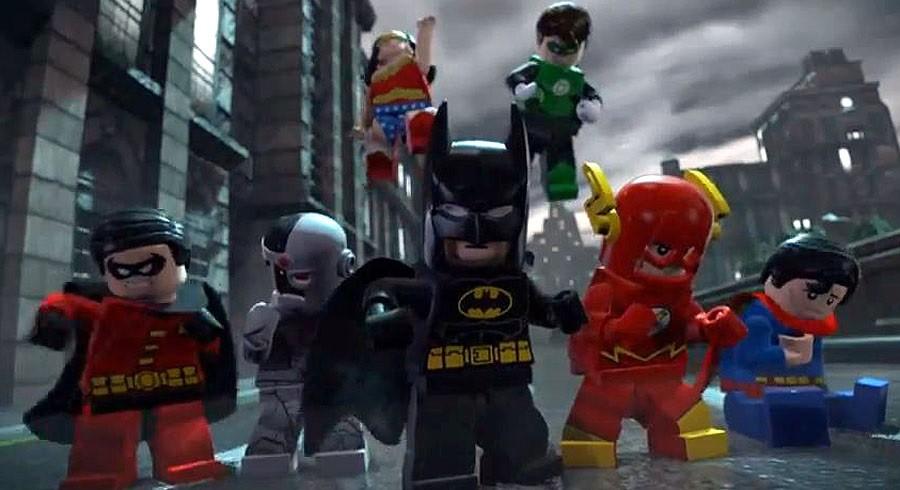 Jogo Xbox 360 Lego Batman 3: Beyond Gotham