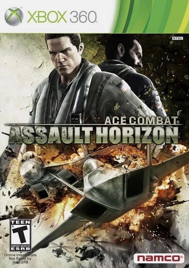 Jogo Xbox 360 Usado Ace Combat - Assault Horizon