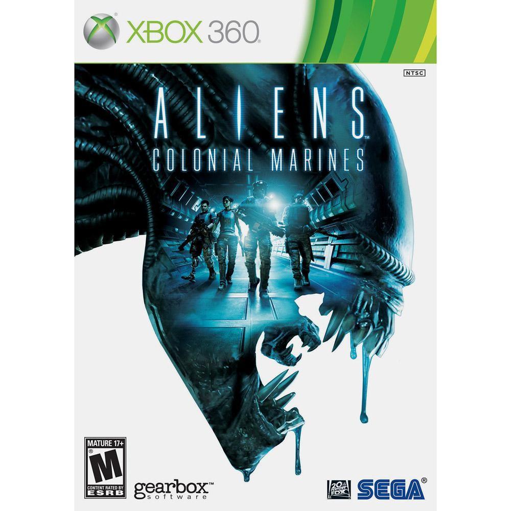 Jogo XBOX 360 Usado Aliens Colonial Marines