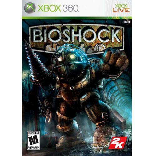 Jogo XBOX 360 Usado Bioshock