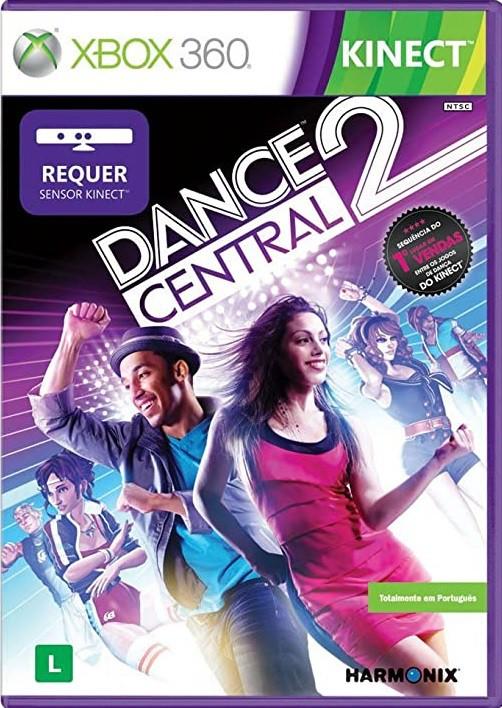 Jogo XBOX 360 Usado Dance Central 2