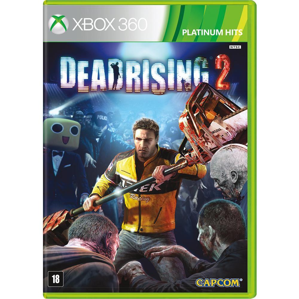 Jogo XBOX 360 Usado Dead Rising 2