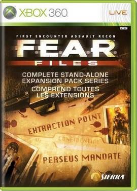 Jogo XBOX 360 Usado FEAR Files
