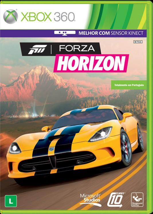 Jogo XBOX 360 Usado Forza Horizon