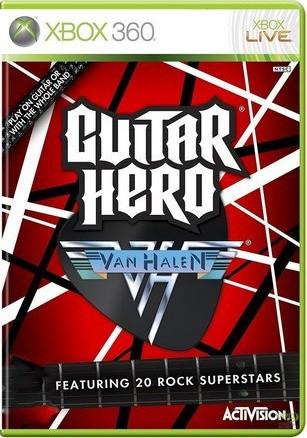 Jogo XBOX 360 Usado Guitar Hero: Van Halen