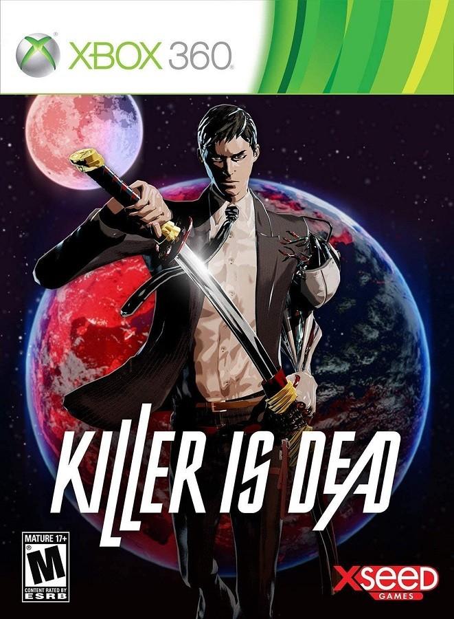 Jogo Xbox 360 Usado Killer is Dead