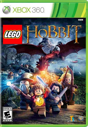 Jogo XBOX 360 Usado Lego Hobbit BR