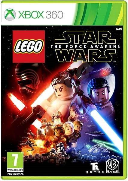 Jogo XBOX 360 Usado Lego Star Wars The Force Awakens