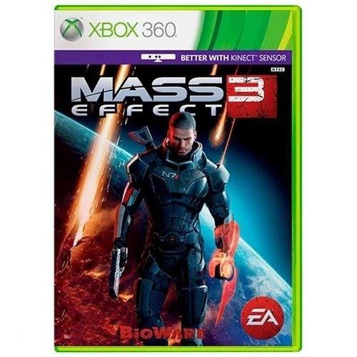 Jogo XBOX 360 Usado Mass Effect 3