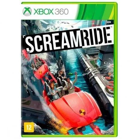 Jogo XBOX 360 Usado Ms Screamride
