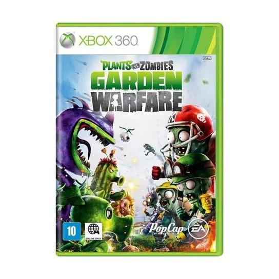 Jogo XBOX 360 Usado Plants Vs Zombies Garden Warfare
