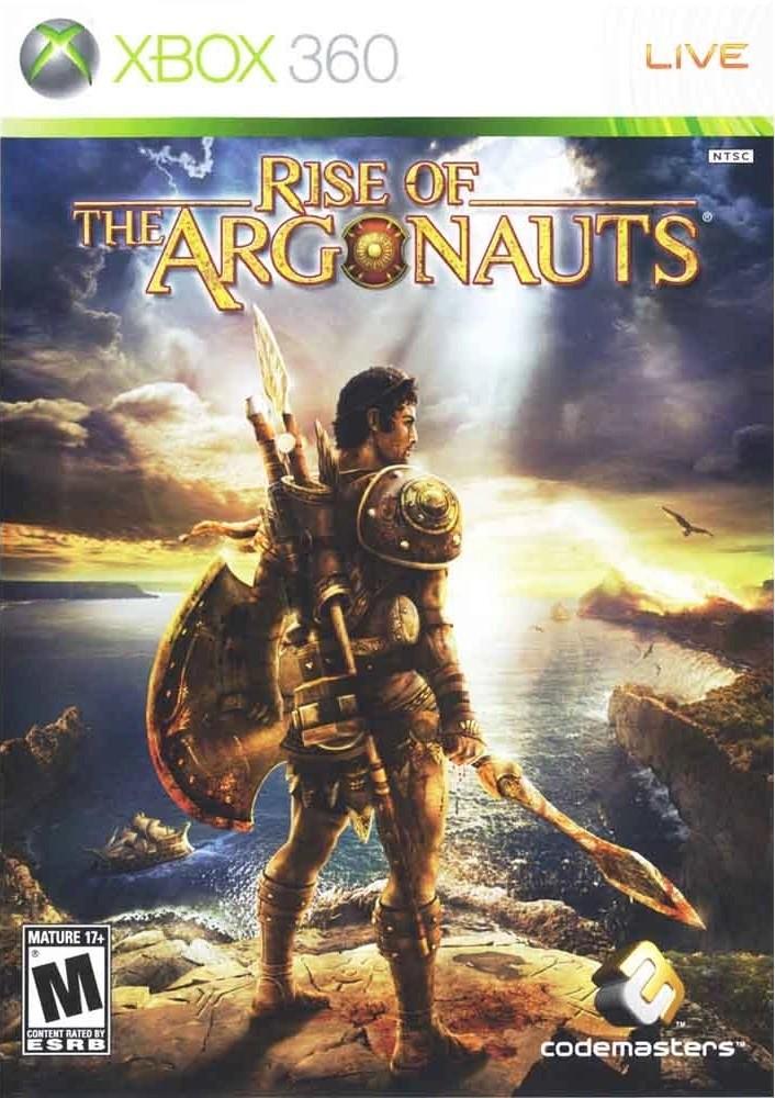 Jogo XBOX 360 Usado Rise of The Argonauts