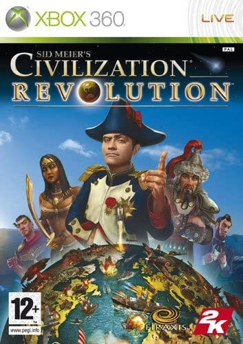 Jogo XBOX 360 Usado Sid Meier's Civilization
