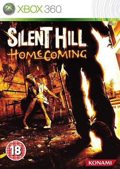 Jogo XBOX 360 Usado Silent Hill: Homecoming