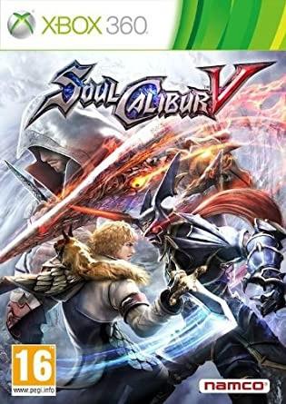 Jogo XBOX 360 Usado Soulcalibur V