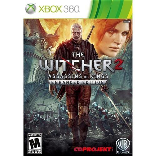 Jogo XBOX 360 Usado The Witcher 2 Assassins Of Kings: Enhanced Edition