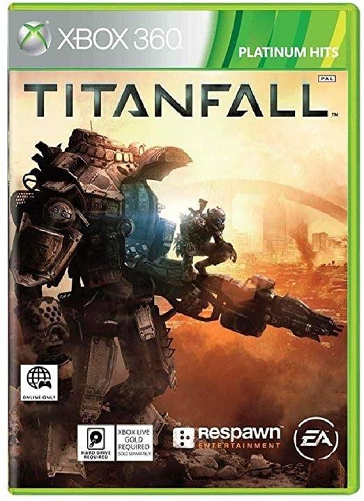 Jogo XBOX 360 Usado Titanfall