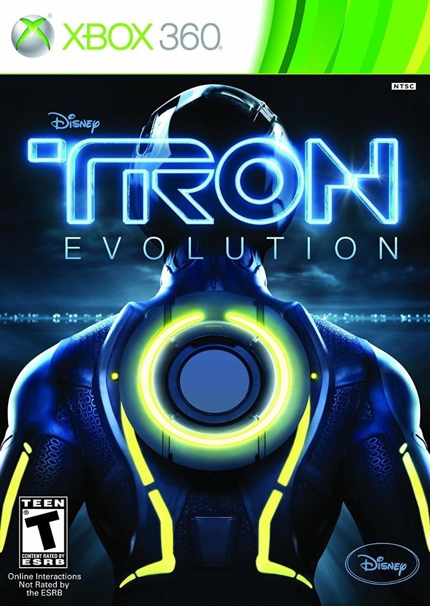 Jogo XBOX 360 Usado Tron Evolution